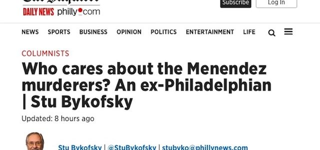 Thank You, Stu Bykofsky, Columnist at Philly.com – You Got It Right!