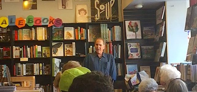 Sunday's book signing at Book Soup was every author's dream