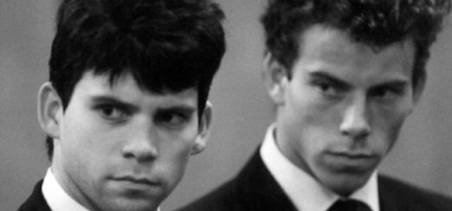 The Menendez Brothers make their first court appearance (video)