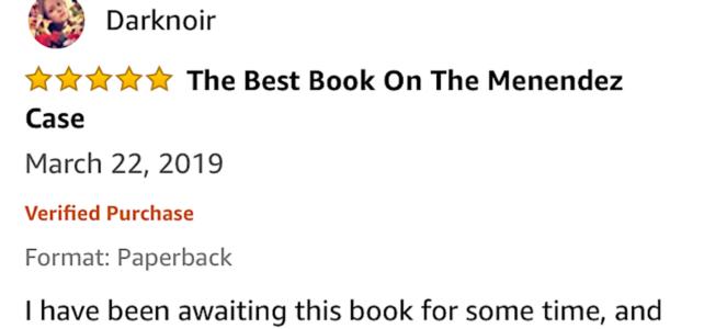 Canadian reader Darknoir likes it, she really really likes it!